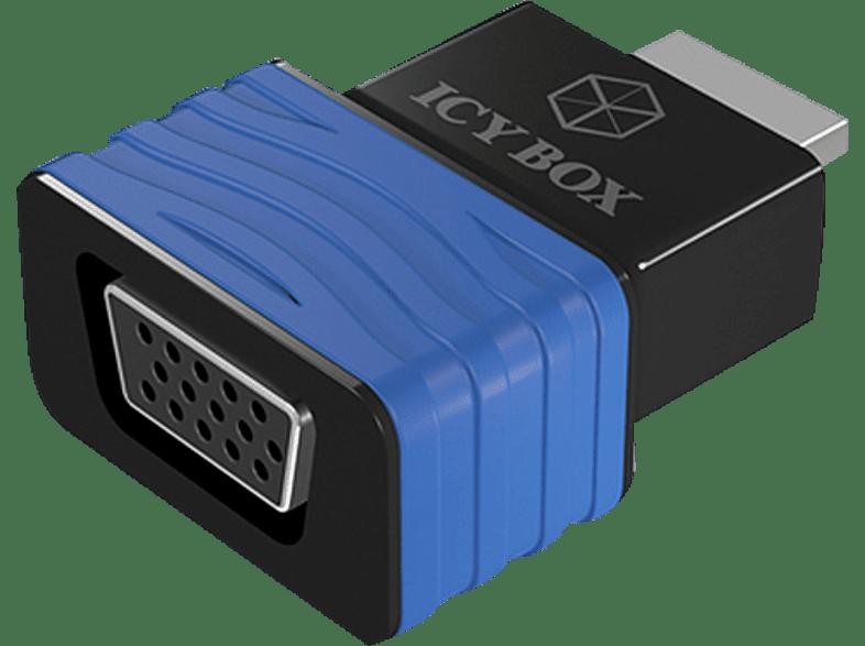 ICY BOX IB-AC 516 ICY Box HDMI zu VGA Adapter