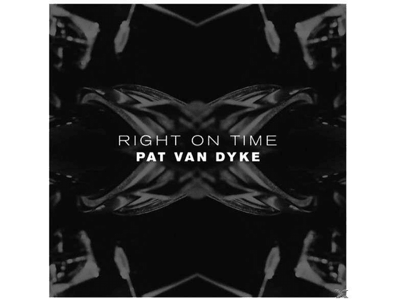 Pat Van Dyke - Right On Time (Lp+Mp3) [LP + Download]
