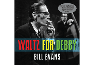 Bill Evans - Waltz For Debby  - (CD)