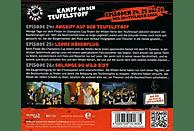 Die Wilden Kerle - (12)Hsp Tv-Serie-Kampf Um Den Teufelstopf - (CD)