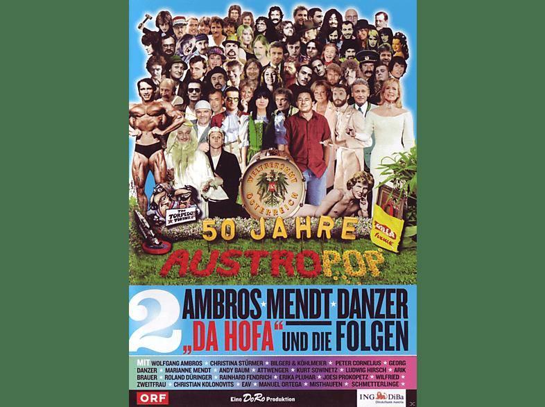 50 Jahre Austropop: Da Hofa Und Die Folgen - Folge 2 [DVD]