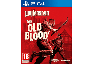 Wolfenstein The Old Blood PlayStation 4