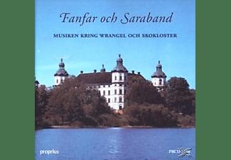 Anne Sofie Von Otter - Fanfar Och Saraband  - (CD)