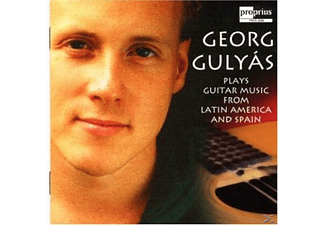Georg Gulyas - Lateinamerikan.Gitarrenmusik - (CD)