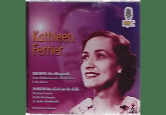 Kathleen Ferrier, Oslo Philharmonic Orchestra, Erik Tuxen, Sir John Barbirolli, Richard Lewis, The Halle Orchestra - Das Lied Von Der Erde/+  - (CD)