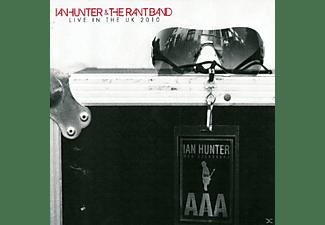 Ian & The Rant Ba Hunter - Live In The UK 2010  - (CD)