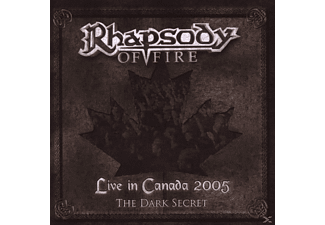 Rhapsody Of Fire - Live in Canada - The Dark Secret - (CD + DVD Video)