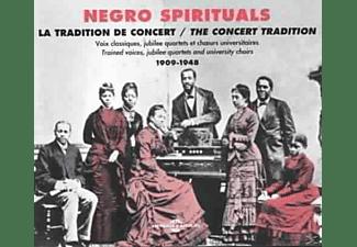 VARIOUS - Negro Spirituals  - (CD)