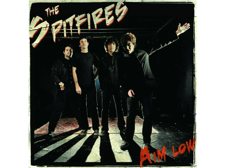 The Spitfires - Aim Low [CD]