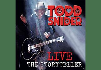 Todd Snider - Live/The Storyteller  - (CD)