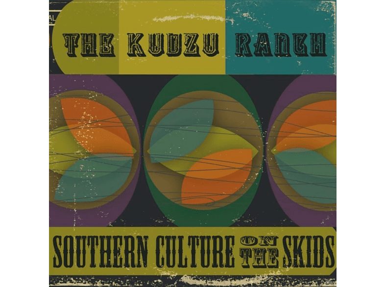 Southern Culture On The Skids - The Kudzu Ranch [CD]