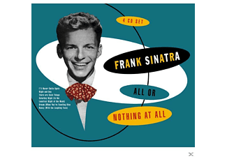 Frank Sinatra - All Or Nothing At All  - (CD)