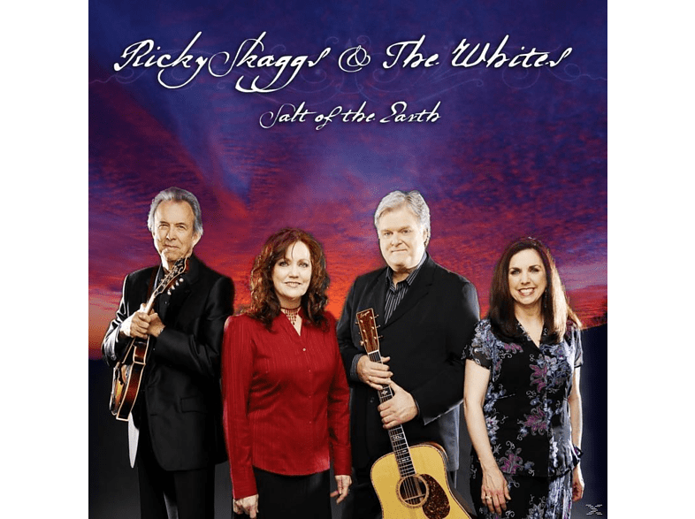 Ricky & The Whites Skaggs - Salt Of The Earth [CD]