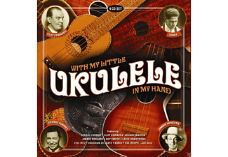 VARIOUS - With My Little Ukulele In My..  - (CD)