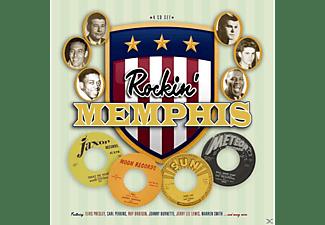 VARIOUS - Rockin' Memphis  - (CD)