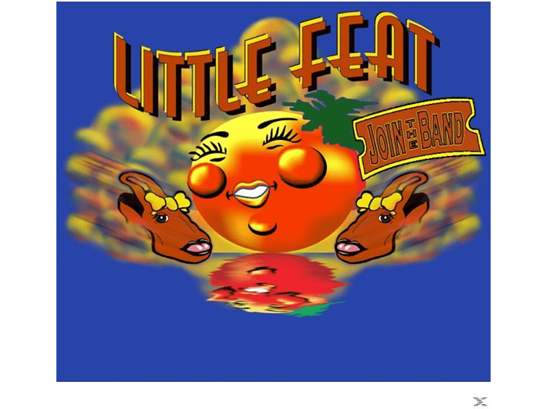 Little Feat - Join The Band [CD]