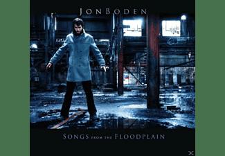 Jon Boden - Songs From The Floodplain  - (CD)