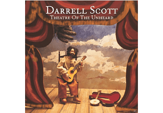 Darrell Scott - Theatre Of The Unheard  - (CD)