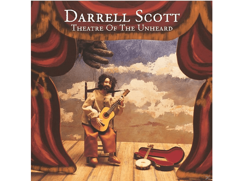 Darrell Scott - Theatre Of The Unheard [CD]