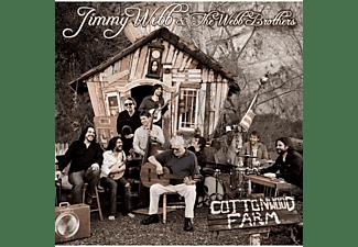 Jimmy & The Webb Brothers Webb - Cottonwood Farm  - (CD)