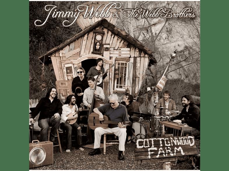 Jimmy & The Webb Brothers Webb - Cottonwood Farm [CD]