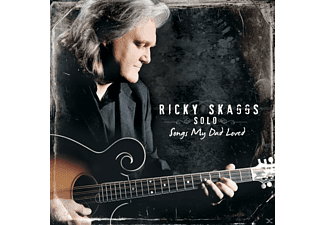 Ricky Skaggs - Songs My Dad Loved  - (CD)