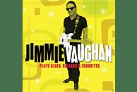 Jimmie Vaughan - Plays Blues, Ballads & Favorites [CD]