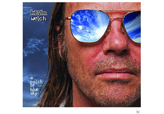 Kevin Welch - A Patch Of Blue Sky  - (CD)