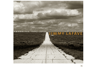 Jimmy Lafave - Favorites 1992-2001  - (CD)
