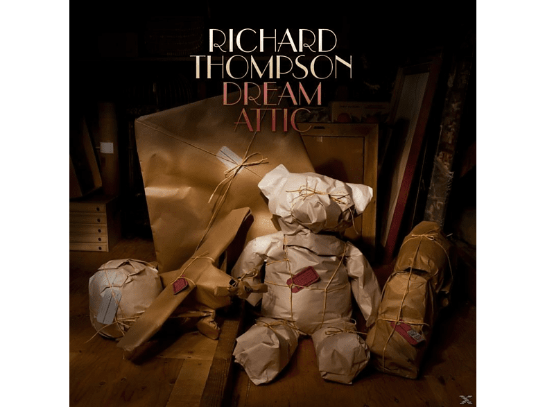 Richard Thompson - Dream Attic [CD]