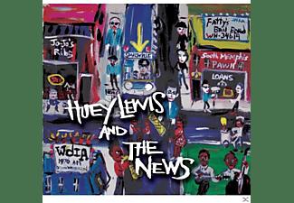 Huey Lewis - Soulsville  - (CD)