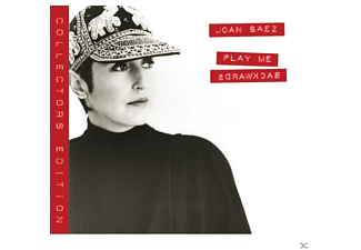 Joan Baez - Play Me Backwards  - (CD)
