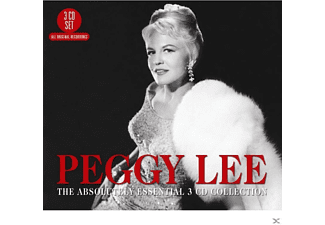 Peggy Lee - The Absolutely Essential 3cd Collection  - (CD)