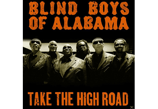 The Blind Boys Of Alabama - Take The High Road  - (CD)