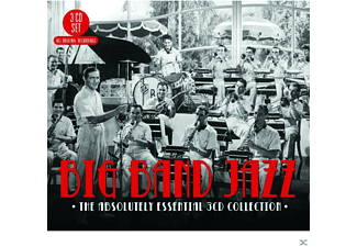 VARIOUS - Big Band Jazz/Absolutely Essential 3CD  - (CD)