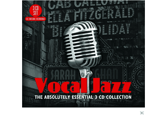 VARIOUS - Vocal Jazz/Absolutely Essential 3CD Coll  - (CD)