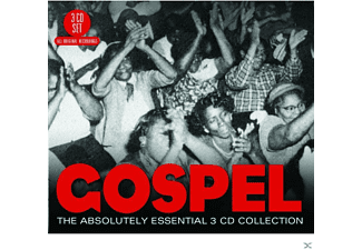 VARIOUS - Gospel-The Absolutely Essential 3 CD  - (CD)