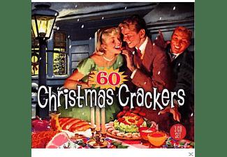 VARIOUS - 60 Christmas Crackers  - (CD)