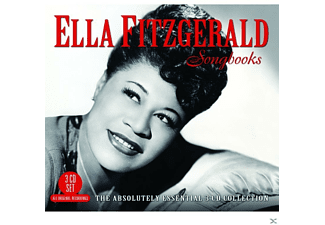 Ella Fitzgerald - Songbooks - The Absolutely Essential Collection [Box-Set]  - (CD)