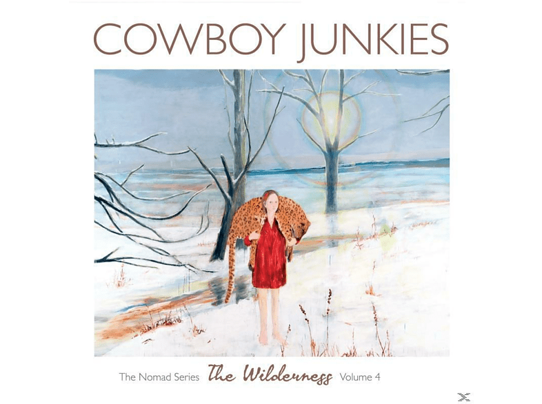 Cowboy Junkies - The Wilderness-The Nomad Series Vol.4 [CD]