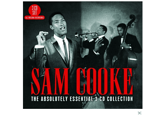 Sam Cooke - The Absolutely Essential 3cd Collection  - (CD)