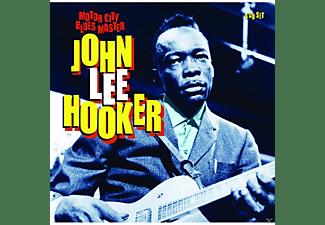 John Lee Hooker - Motor City Blues Master [Box-Set]  - (CD)