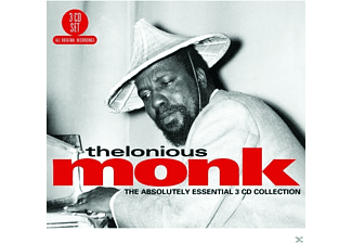Thelonious Monk - The Absolutely Essential 3 CD Collection  - (CD)