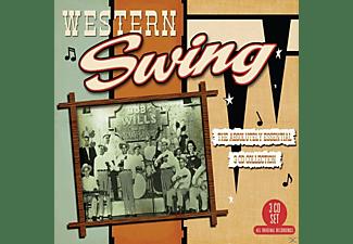 VARIOUS - Western Swing Absolutely Essential  - (CD)