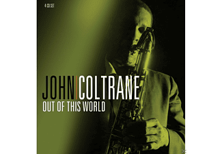 John Coltrane - Out Of This World  - (CD)