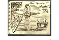 Malcolm Holcombe - Pitiful Blues [CD]