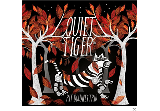 Kit Downes Trio - Quiet Tiger  - (CD)