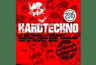 VARIOUS - Hardtechno 2015 [CD]