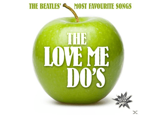 The Love Me Do's - The Beatles  Most Favourite Songs - (CD)