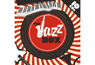 VARIOUS - The Jazz Box  - (CD)